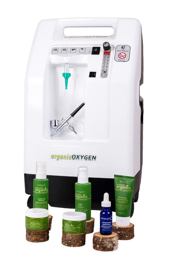 Infuzja tlenowa – Organic Oxygen